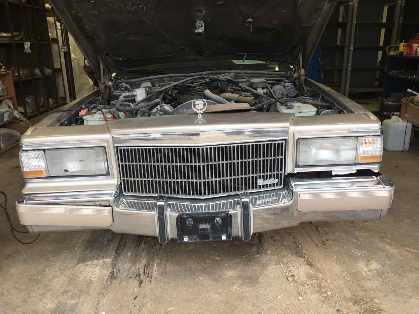 Fuse Box 91 Cadillac Brougham