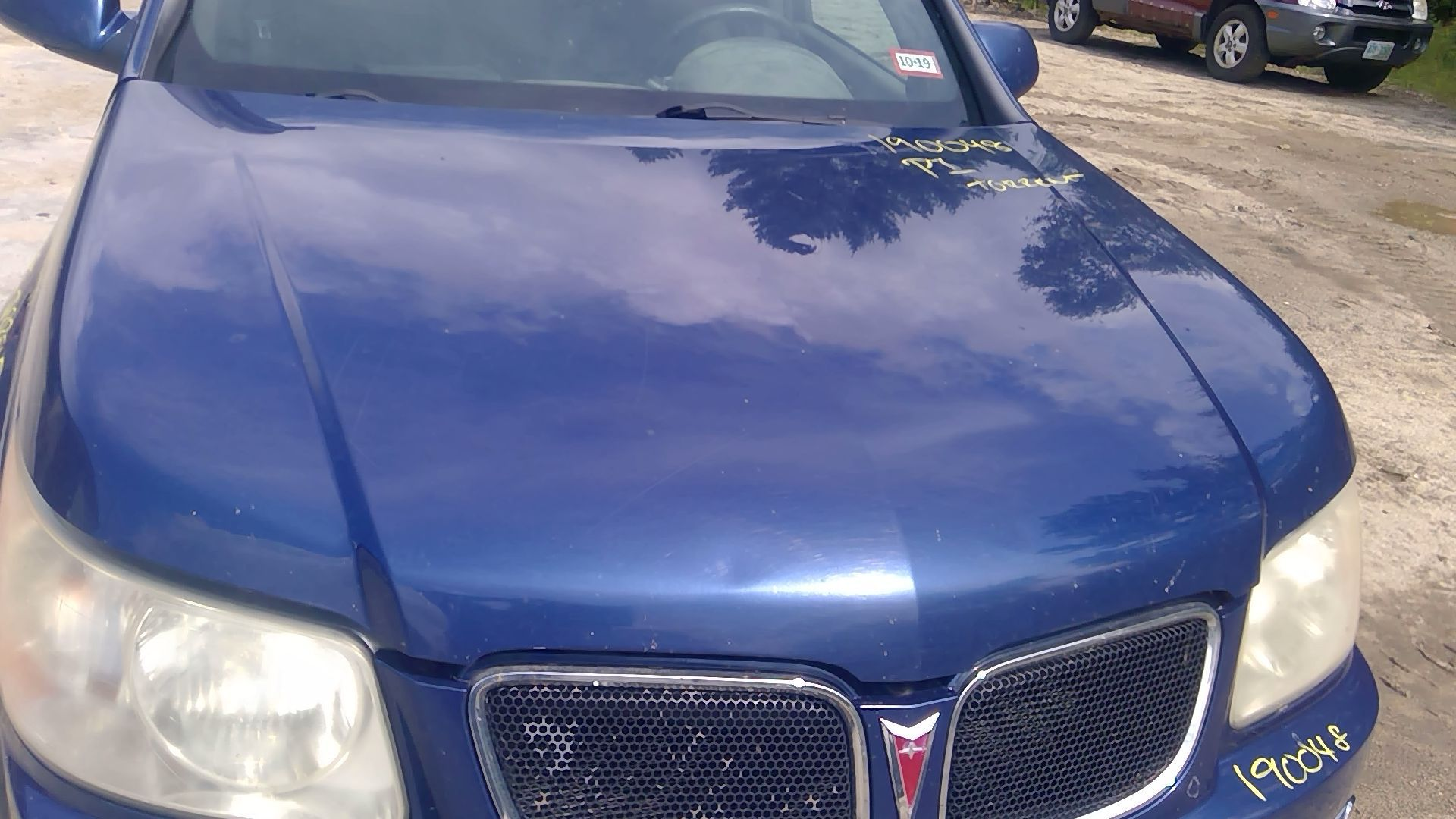 Riteway Auto Parts >> Pontiac Torrent Hood | Used Car Parts