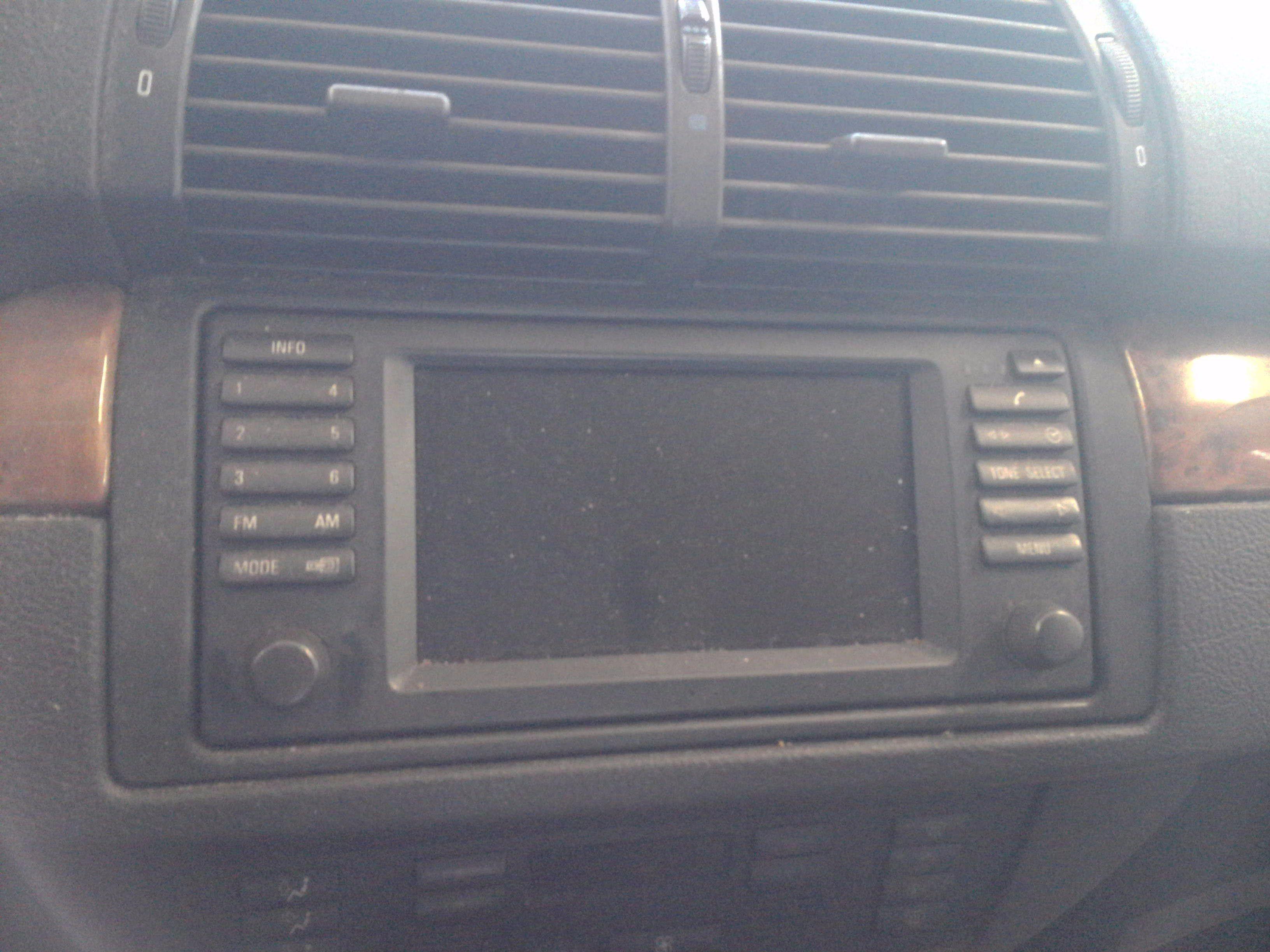 Bmw X5 Stereo Radio Used Auto Parts