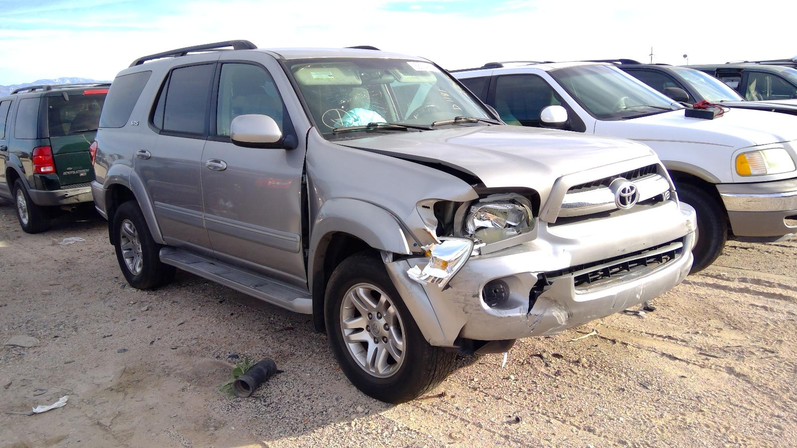 Riteway Auto Parts >> Toyota Sequoia Rear Axle Assembly | Used Auto Parts